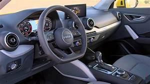 Audi Q2 Interieur : all new 2016 audi q2 interior youtube ~ Medecine-chirurgie-esthetiques.com Avis de Voitures