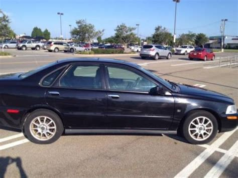 2003 Volvo S40 For Sale by Purchase Used 2003 Volvo S40 Low In Buffalo New