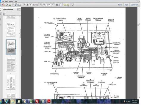 Onan 4000 Rv Generator Wiring Diagram by Onan 4000 Rv Generator Parts Diagram Wiring Forums