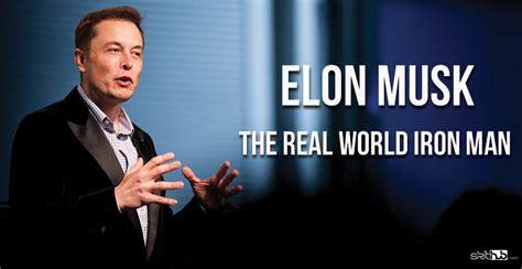 Meet The Real Life Genius  Elon Musk!  Skit Hub