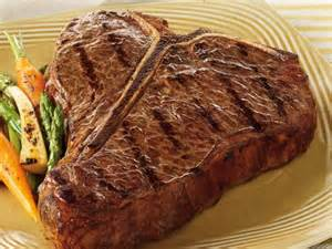 Big T-Bone Steaks
