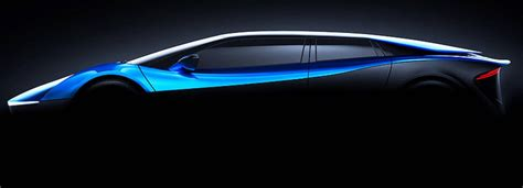 Yet Another Electric Supercar Is Announced