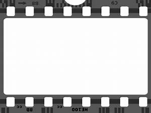 Free Film Strip Border - ClipArt Best