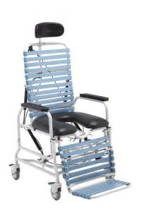 Adjustable Commode Chair by Resources Broda Seating Reclining Wheelchairs Pressure Relief And More