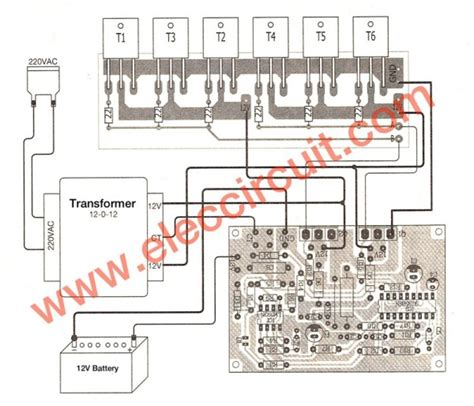 500w power inverter circuit using sg3526 irfp540