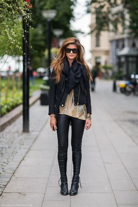 The Leather Jacket- A Girlu2019s Best Friend | Fashion Faux Pas