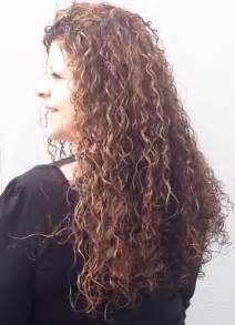 Curly Perm Hair Salon