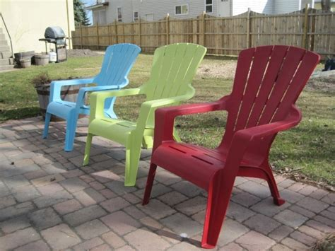 Plastic Adirondack Chairs Perfect Garden Add Ons Home