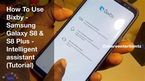 how to use bixby samsung galaxy s8 s8 plus note 8