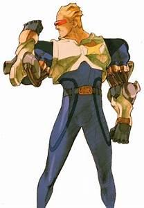 Marvel Vs CapcomCharactersCaptain Commando Wikis The