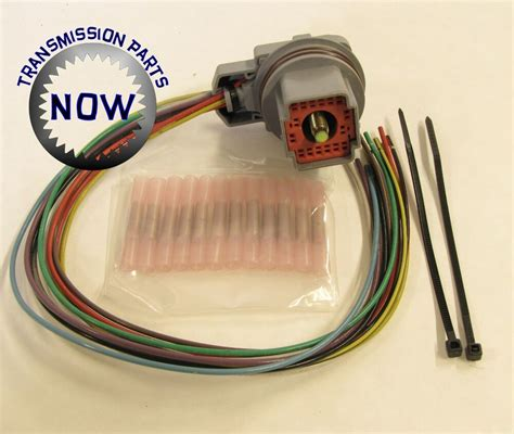 05 Ford Explorer Wiring Harnes by Ford Transmission 5r55w 5r55s Explorer Solenoid Connector