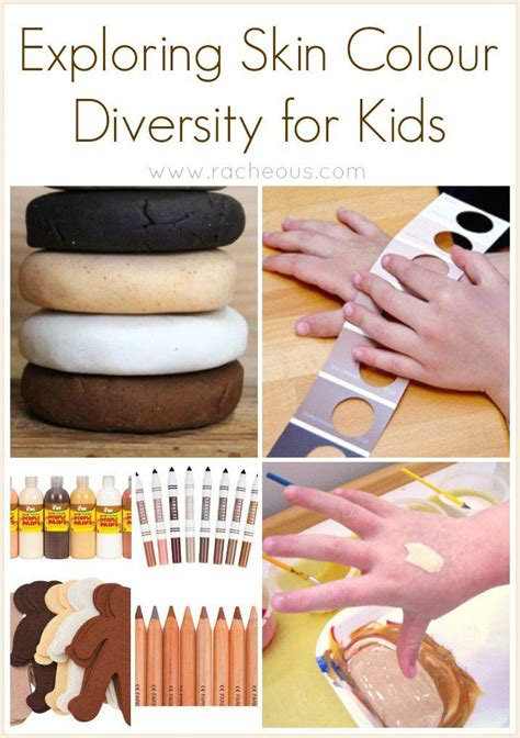 exploring skin colour diversity for vamonos nola 431 | 3cb8c357e6d840816d27819466034a58 skin colors play dough