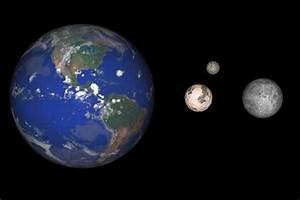 Terre De Lune Eschau : pluton une plan te ou un gros ast ro de ~ Premium-room.com Idées de Décoration