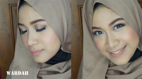 wardah one brand makeup wardah one brand tutorial makeup wardah