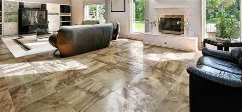 brilliant sle of granite flooring designs for living