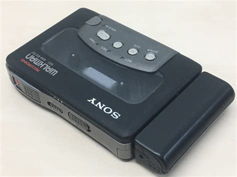 Cassette Walkman by Sony Wm Rx707 Walkman Cassette Player Ebay