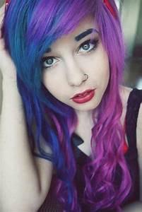 Cute Hair Dye Ideas Tumblr Colour - Girly Hairstyle ...