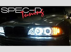 SPECDTUNING INSTALLATION VIDEO 19972003 BMW 5 SERIES E39