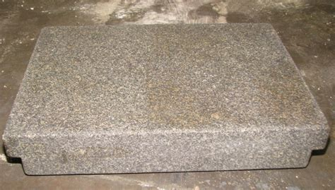 18 quot x 24 quot grey granite surface plate