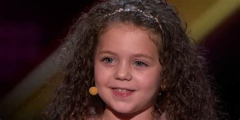 youngest americas  talent contestant sophie fatu