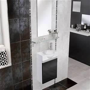 Carrelage Noir Salle De Bain : carrelage mural et sol pour refaire sa salle de bain ~ Dailycaller-alerts.com Idées de Décoration