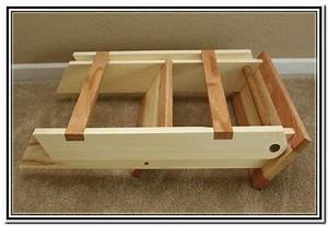 Folding Step Stool Plans - WoodWorking Projects & Plans
