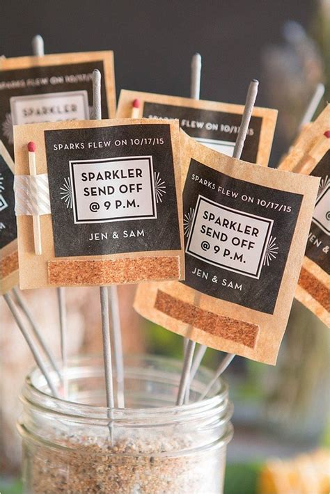 top  unique wedding favor ideas  guests love
