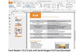 Foxit PDF Reader screenshot #4