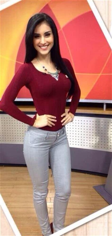 ฮือฮากันข้ามทวีป เมื่อผู้ประกาศข่าวที่เม็กซิโกจะเซ็กซี่ขนาดนี้