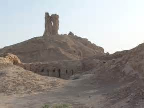 Ancient Tower of Babel Ruins