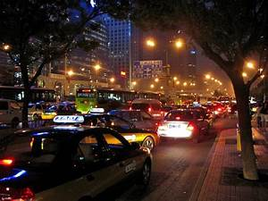 Beijing moves to ease traffic congestion | gbtimes.com