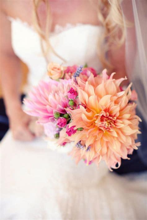 368 best dahlia bouquets images on bridal bouquets bouquets and wedding