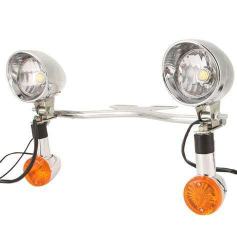 white lighting motorcycle cob led headlight spot