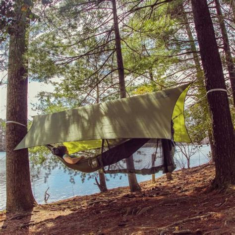 Eno One Link Hammock Shelter System by Eno Sublink Cing Hammock Shelter System Dfohome