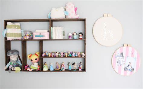 Cool Kids Toy Shelf Ideas