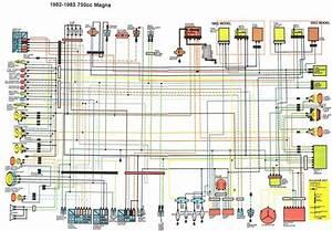 1982 Honda Goldwing Wiring Diagram