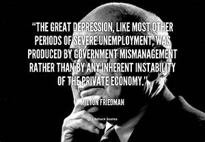Great Depressio... Non Depressing Quotes