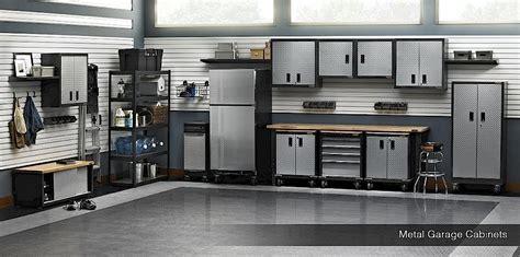 Metal Garage Cabinets   Nieman Market Design   Bronze & Pewter