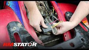 How To Install A Polaris Regulator Rectifier   2203636
