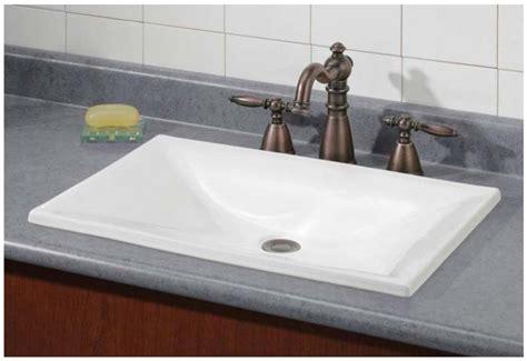 Cheviot Drop-in Bathroom Sinks