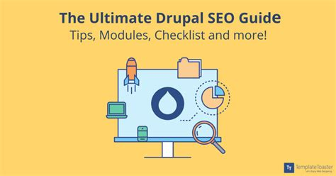 Seo Guide by The Ultimate Drupal Seo Guide Tips Modules Checklist