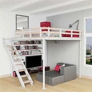 Ikea Lit En Hauteur : lagerb hne ts 8 mit nebentreppe s ~ Teatrodelosmanantiales.com Idées de Décoration