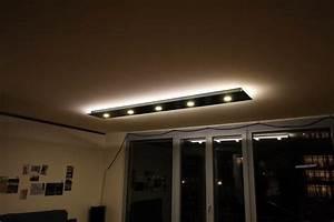 Led Deckenbeleuchtung Indirekt : deckenlampe deckenfluter fuer indirekte beleuchtung elektro forum ~ Indierocktalk.com Haus und Dekorationen