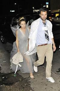 Lauren Conrad Gets Cozy With Fiancé William Tell at ...