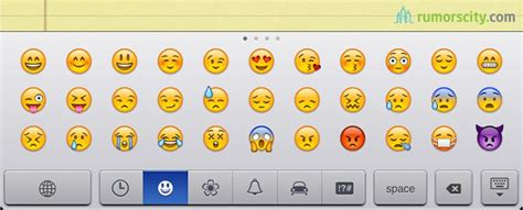 how to enable texting with emoticons on the iphone emoticon junglekey fr image 200