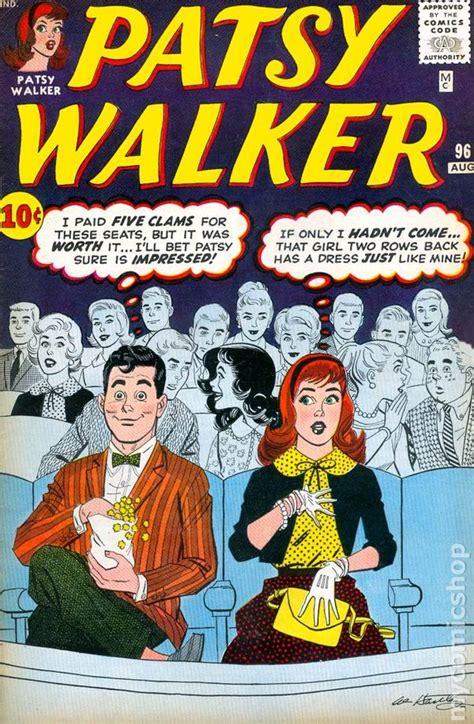 patsy walker  comic books