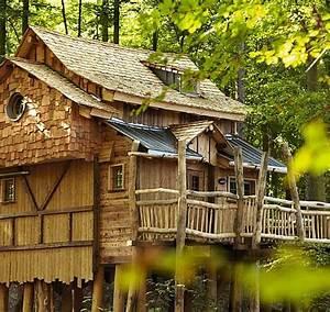 Tripsdrill übernachtung Baumhaus : bernachten im baumhaushotel und sch ferwagen tripsdrill ~ Watch28wear.com Haus und Dekorationen