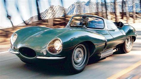 Jaguar To Rebuild Classic Cars Costing £1m-plus Each