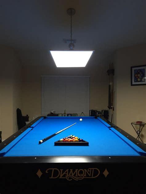 led pool table lights azbilliards