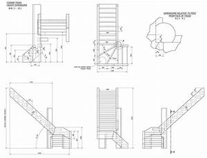 Staircase, Plans, Drawing, At, Getdrawings